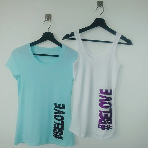 #BeLove - Queen - T-Shirts and Tanks