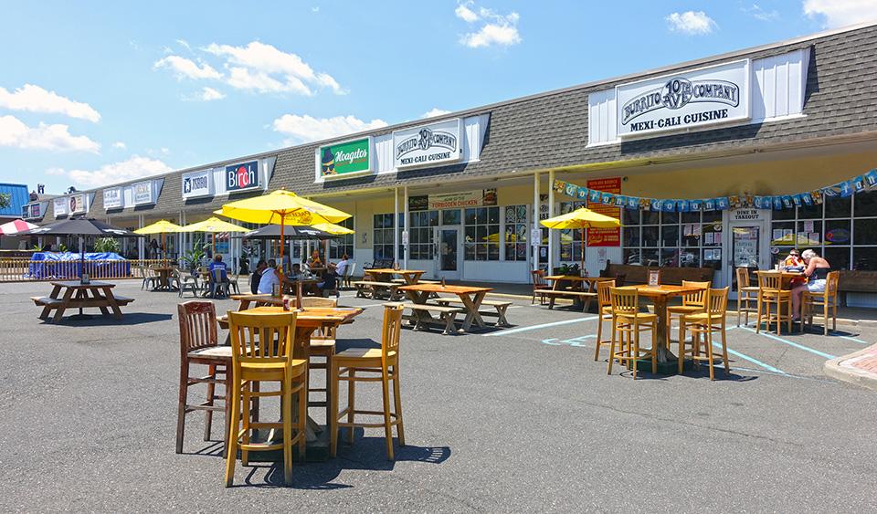 Dine Outside Belmar NJ