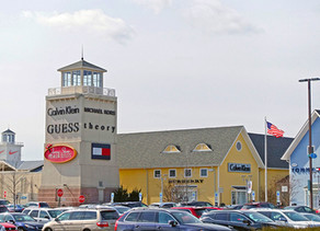 Day Trip Destination: Outlet Shopping At The Jersey Shore