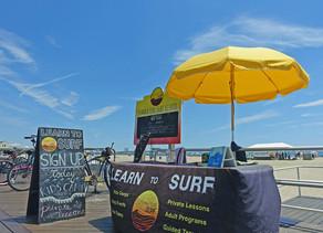Belmar Vacation Bucket List: Summertime Surf School