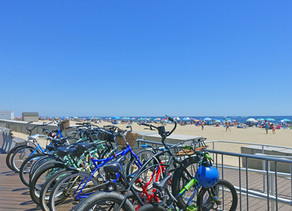 Vacationing At Home In Belmar: Staycation At The Jersey Shore