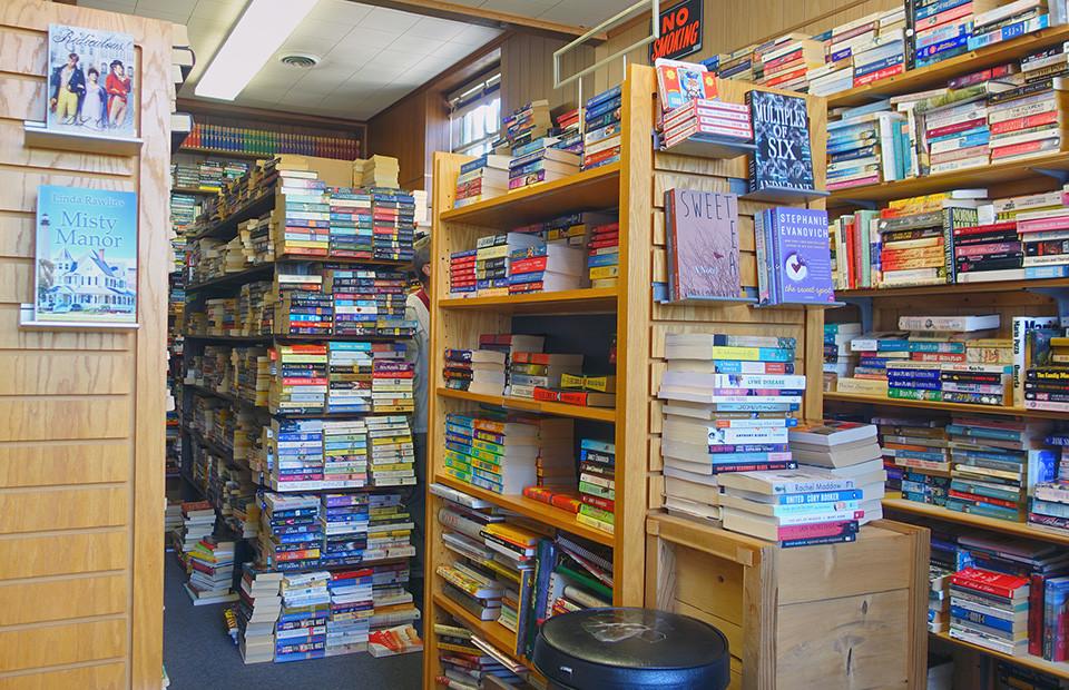 Book Store Belmar NJ Paperback Exchange