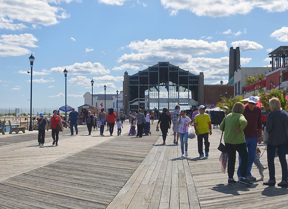 Asbury Park Boardwalk | Asbury Park NJ