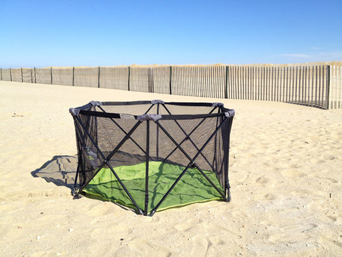 Beach Play Yard