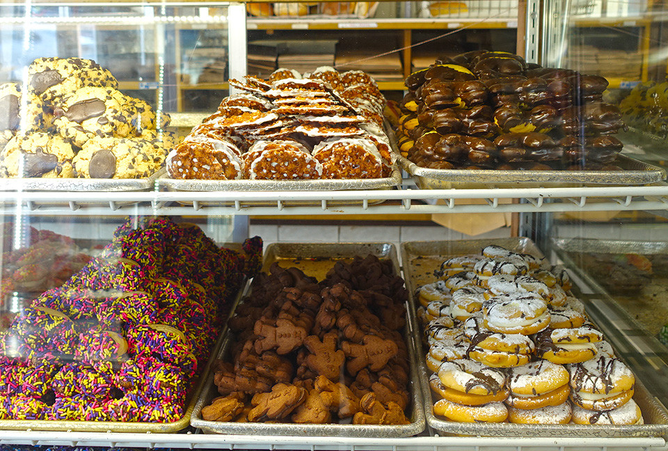 Del Ponte's Bakery Cookies