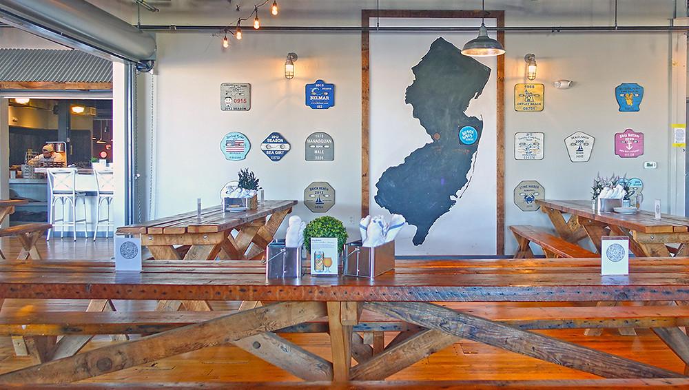 Beach Haus Bar & Grill by David Burke Belmar NJ