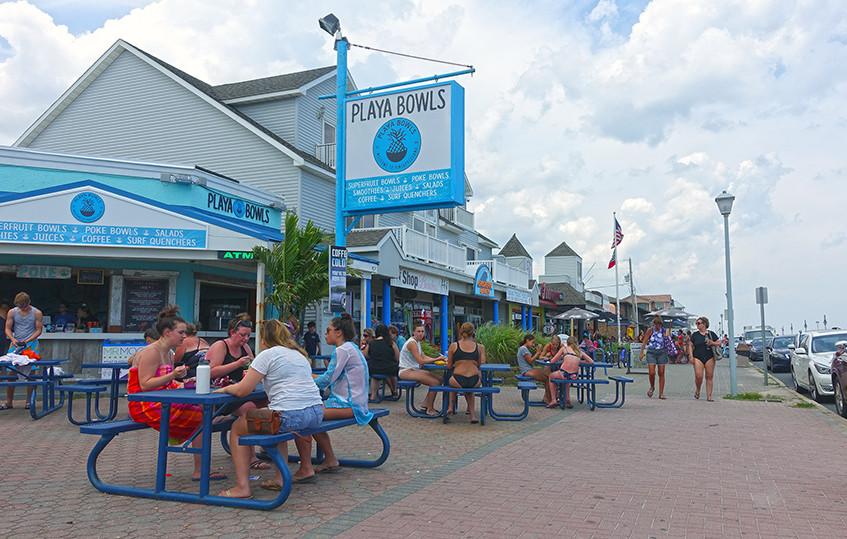 Playa Bowls Belmar NJ