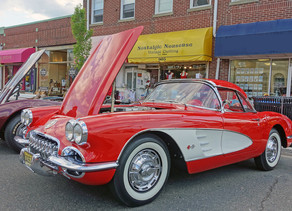 CANCELED: Belmar Cruise Nights: Hot Rods And Muscle Cars In Downtown Belmar