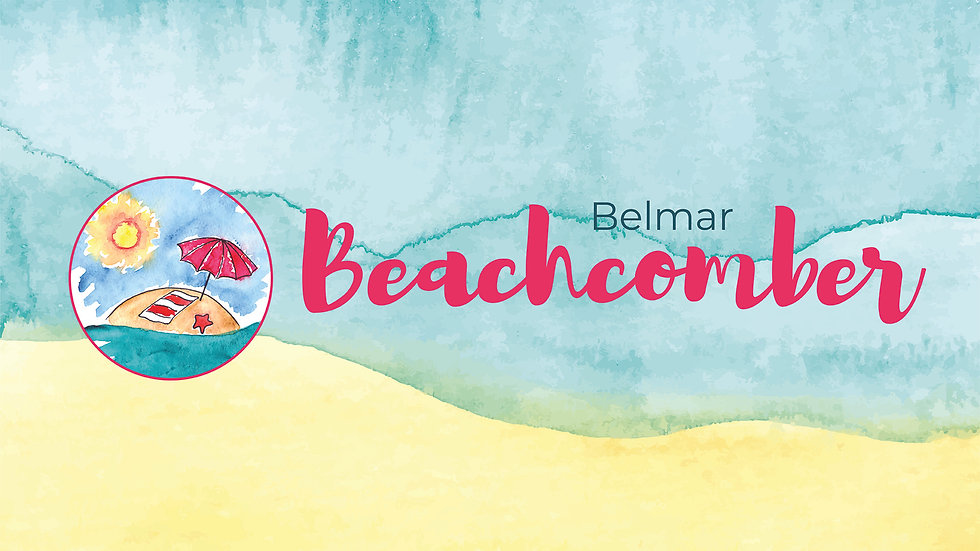 Belmar Beachcomber Blog