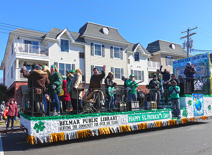 Countdown To The 2019 Belmar St Patrick S Day Parade
