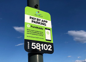 New Mobile App For Parking At Belmar Beach