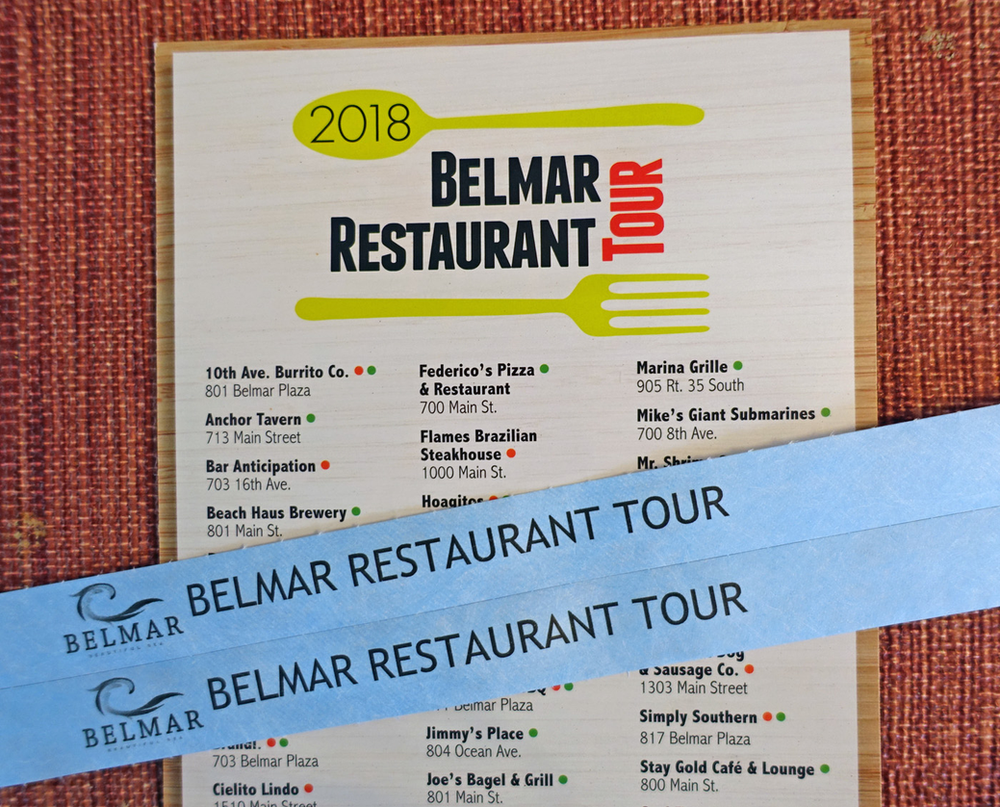 10th Annual Belmar Restaurant Tour Tickets