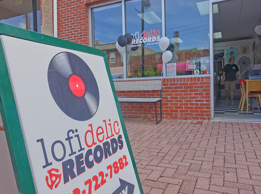 Lofidelic Record Shop