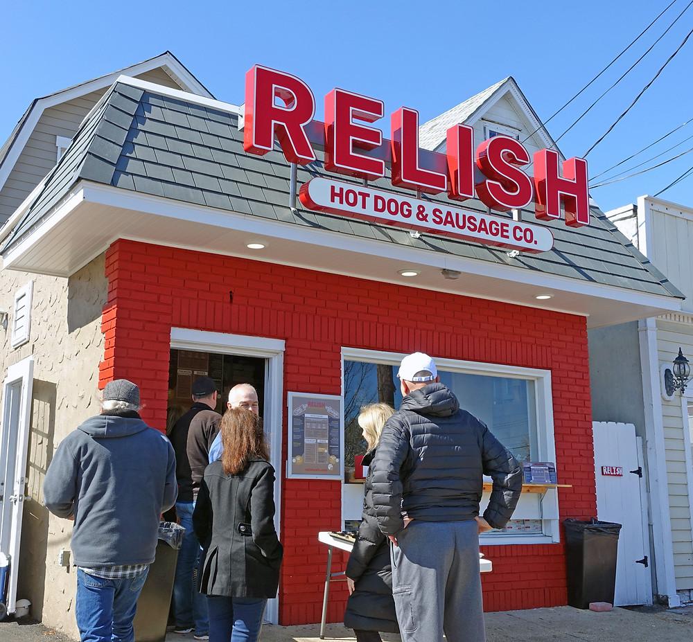 Relish Hot Dogs - Belmar, NJ