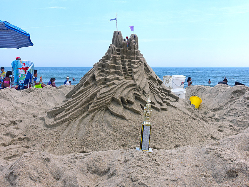NJ-Sandcastle-Contest-Belmar-Beach