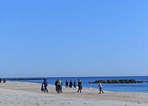 Volunteers Needed For Fall Beach Sweeps In Belmar