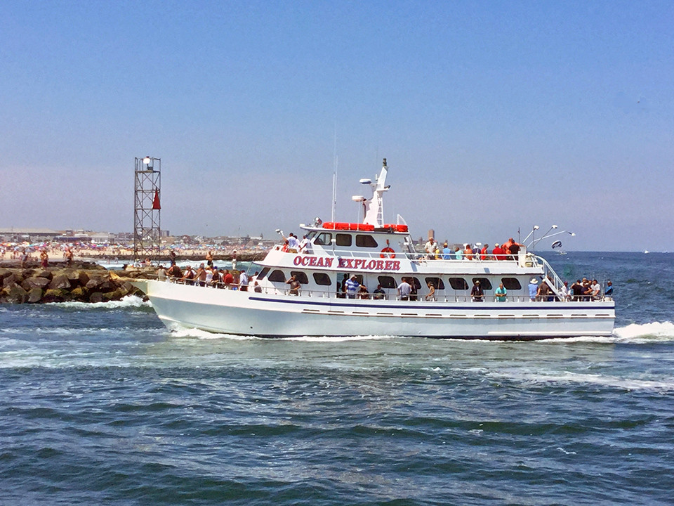 Ocean Explorer Fishing Boat Belmar NJ
