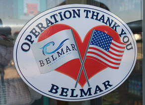 """Operation Thank You"" Salutes U.S. Military And Veterans"