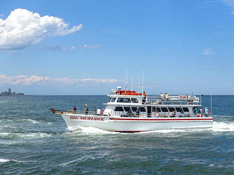 Big Mohawk Fishing Boat - Belmar - Jersey Shore
