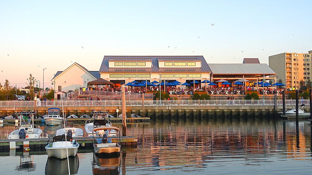 Marina Grille Belmar