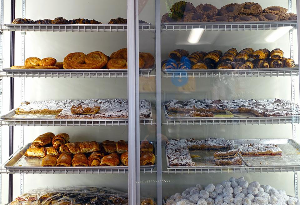 Del Ponte's Bakery Bradley Beach NJ
