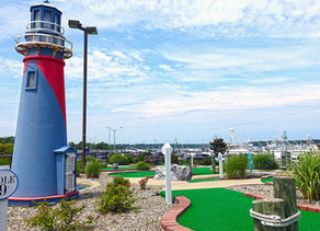 Mini Golf With A Water View: 3 Scenic Spots