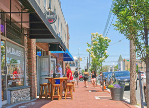 Discover The Shopping And Dining Delights Of Belmar, NJ