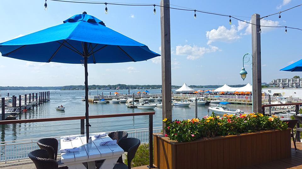 Marina Grille Waterfront Restaurant Belmar