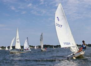 Friends Of Belmar Harbor Inspires Junior Sailors On The Shark River Bay