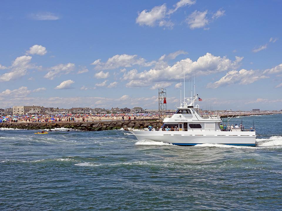 Fishing boat charter Belmar NJ