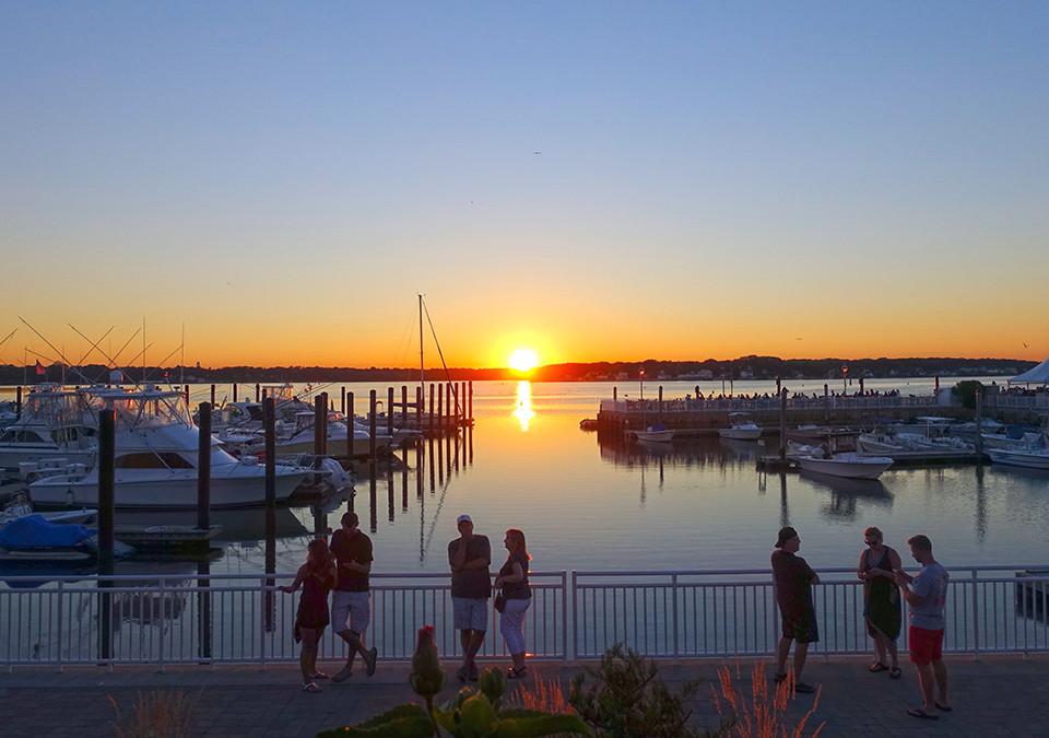 Sunsets Marina Grille Belmar NJ