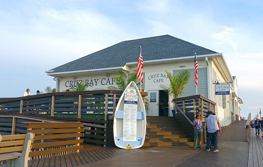 Cruz Bay Cafe Belmar NJ