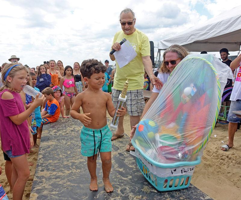 Belmar NJ Sandcastle Contest