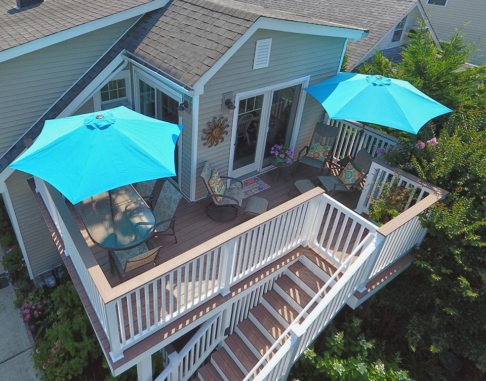 Blue Hydrangea Cottage Rental Belmar NJ