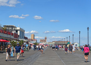 Day Trip Destination: Asbury Park Boardwalk