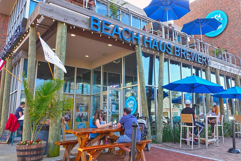 Beach Haus Bar & Grill Belmar NJ
