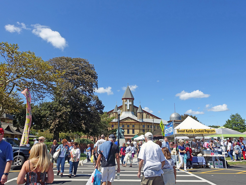 Ocean Grove NJ Flea Market