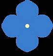 Blue Hydrangea House Belmar NJ Logo
