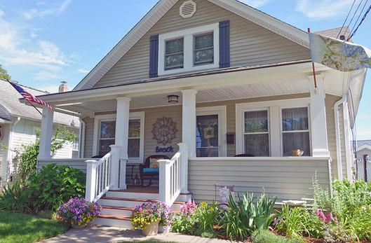 Blue Hydrangea Cottage | Vacation Rental | Belmar NJ