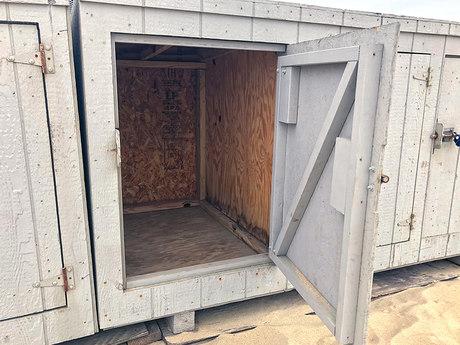 Belmar Beach Locker