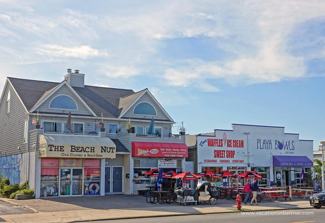 Beach Nut Belmar NJ