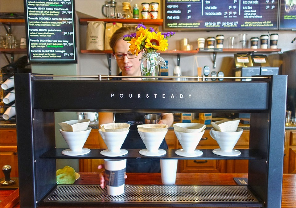 Turnstile Coffee Roasters