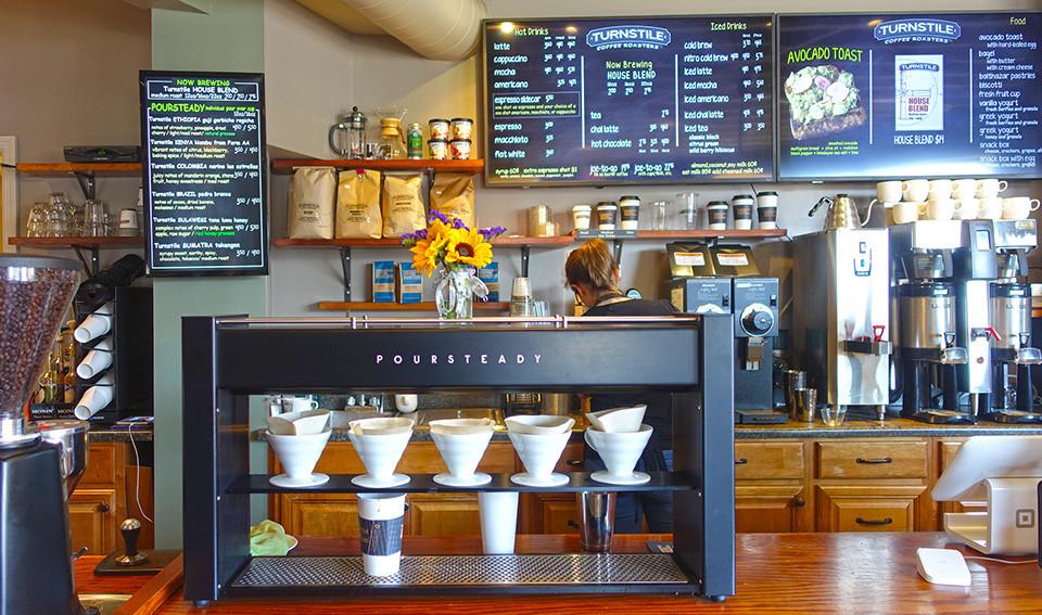 Turnstile Coffee Roasters Belmar NJ