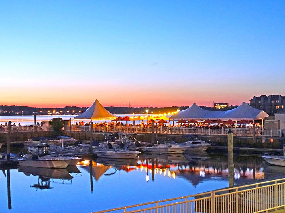 Sunset Views 9th Ave Pier Belmar NJ
