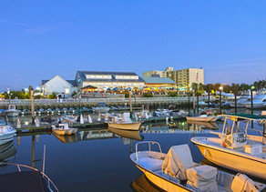 Marina Grille: 12,000 Square Feet Of 'Wow!' At The Belmar Marina