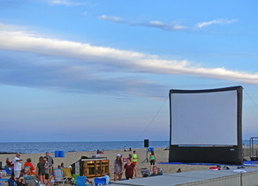 CANCELED: Free Movies On Belmar Beach