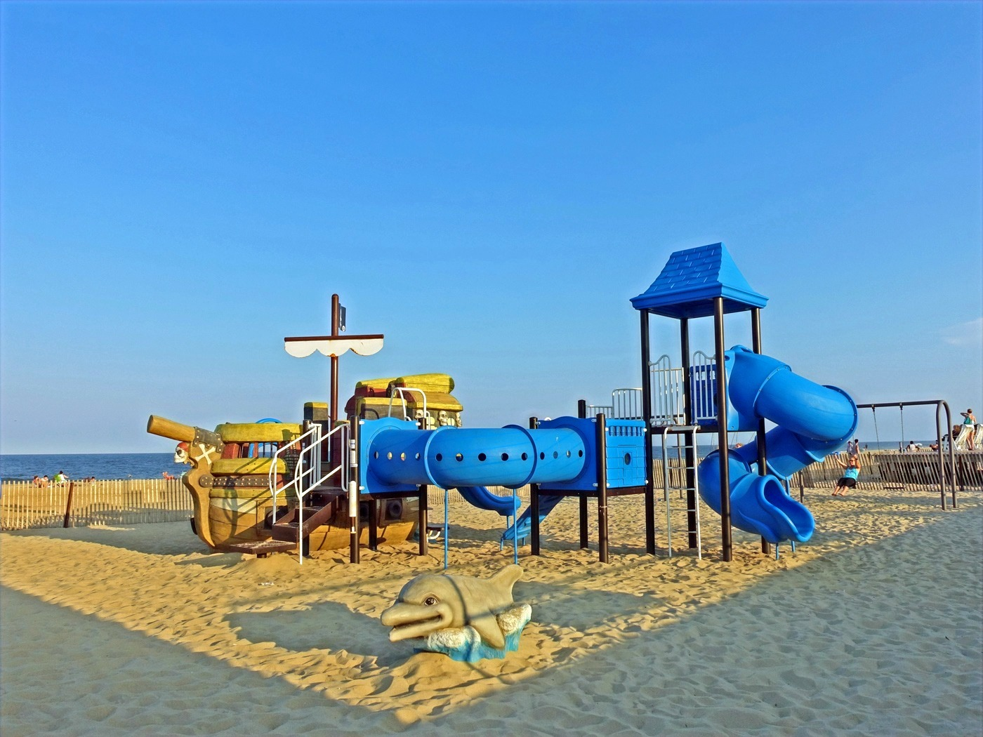 Beachfront Playgrounds