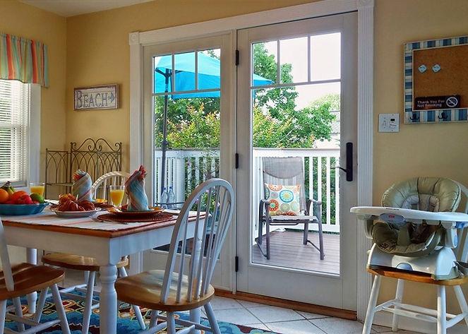 Belmar Vacation Rentals Dining Room