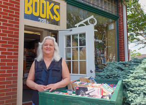 Belmar Business Spotlight: The Paperback Exchange