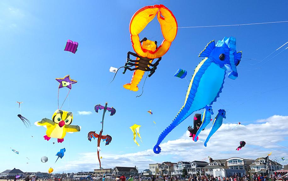 Kite Festival Belmar NJ